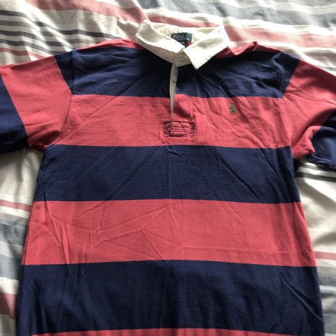 8c3e0bcb7a81 Ralph Lauren rugby long sleeve polo shirt Brand new without - Depop