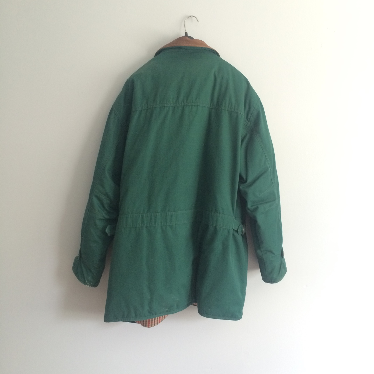 b8e8aa77e Vintage Eddie Bauer down jacket. This coat is... - Depop