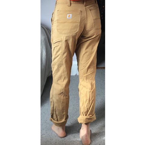 d294b2c98db @saycoh. 5 months ago. Washington, United States. RELAXED FIT CARHARTT WORK  PANTS DETAILS BRAND: Carhartt