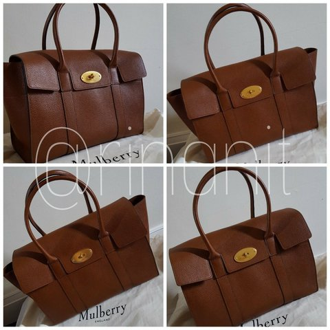21fa2a8c7a @rinanit. last year. Southend-on-Sea, Southend-on-Sea, United Kingdom. Mulberry  Bayswater new model for sale! I got this bag brand ...