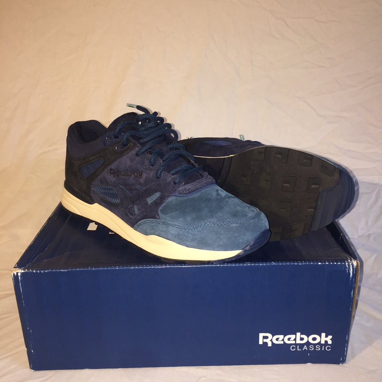 cf79a4e0177b Reebok Ventilator Classics Size 9 Brand new with box 📦 - Depop