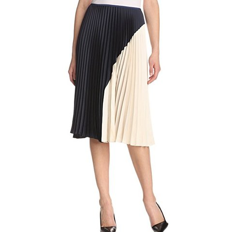 9046711b0 @emxhoff. 3 days ago. New York, United States. Selling a silk pleated skirt  from theory.
