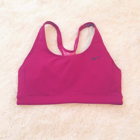 nike ultra high support bra