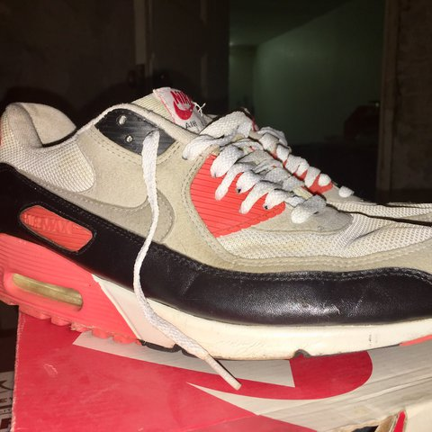 official photos a0593 6096b ... inexpensive nike air max 90 infrared size 10 98043 2e0b8