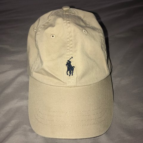 5688a5bb7b1bf Authentic Polo hat Brand new without tags Never worn or - Depop