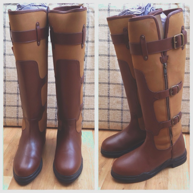 99.99 Kinpurnie Newtyle Long Boots from