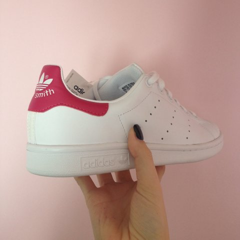 stan smith bianche e rosa