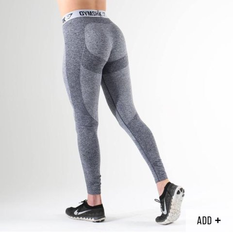 3324c3733d06f @racheldiduch. 2 years ago. Chandler's Ford, United Kingdom. SOLD OUT Gymshark  flex leggings, sapphire blue marl/light grey, size small.