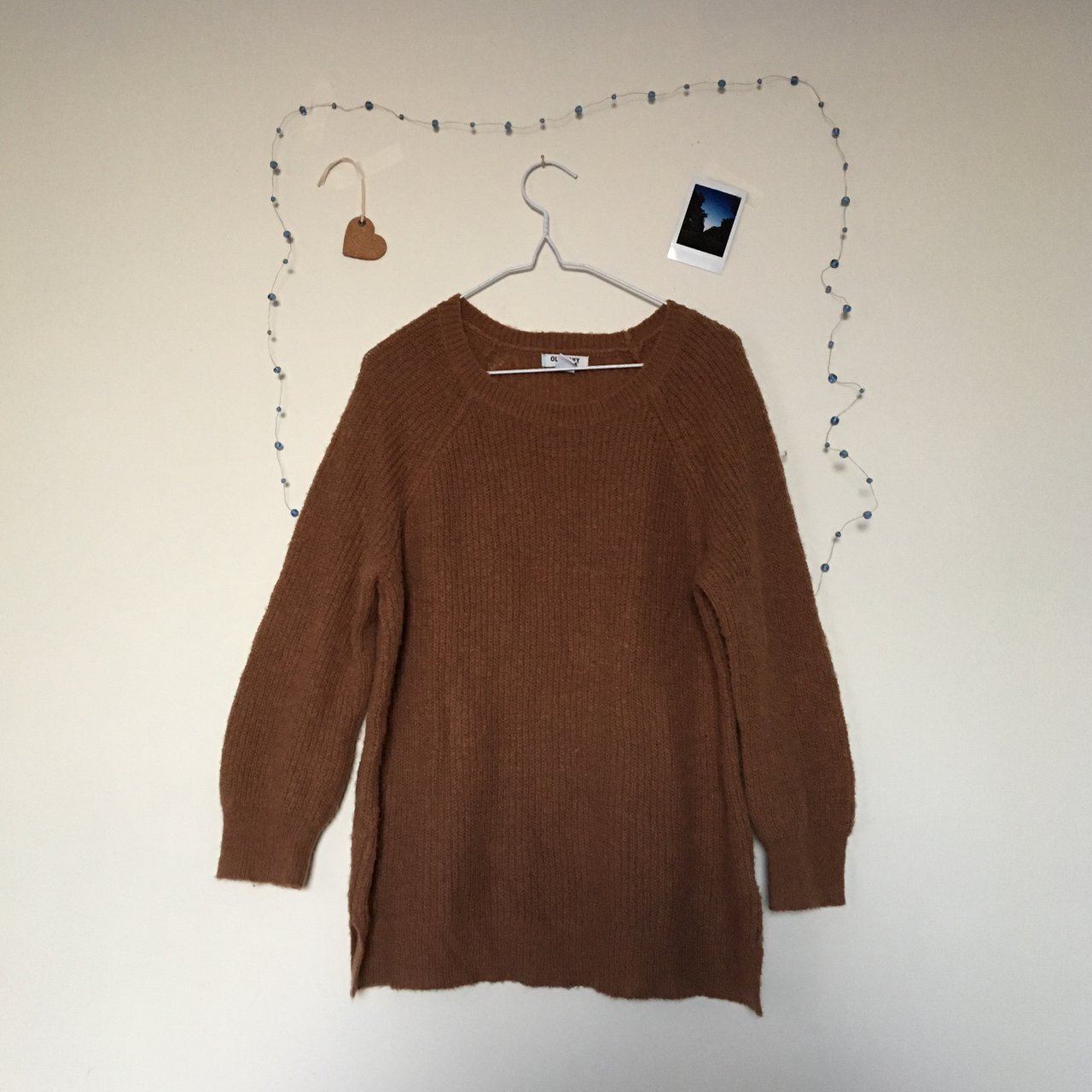 The cutest oversized sweater from old navy. Super soft in - Depop 6035db29f