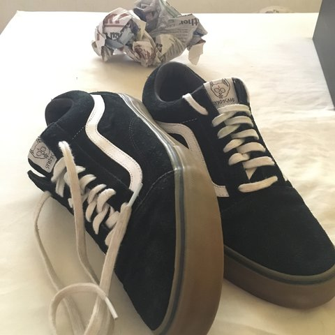 6e7180d933  goldenfangs. 2 years ago. United States. Golf wang x vans syndicate old  skool pro