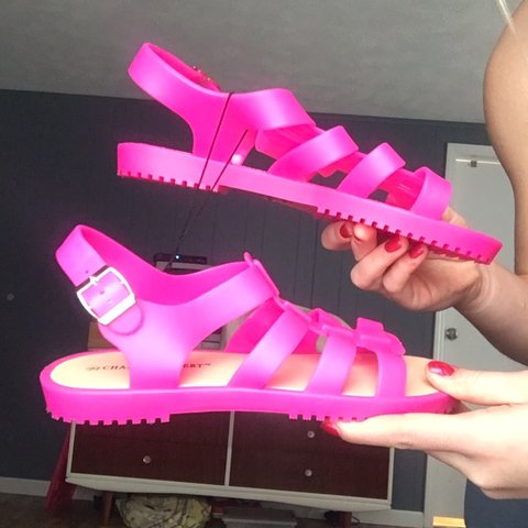 2b44f5447d3c  localgirlprodigy. 2 days ago. United States. Deadstock pink jelly sandals
