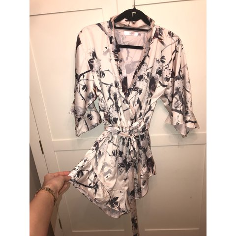 5ec8320e465d Beautiful Playsuit from Missguided only worn once! Perfect - Depop