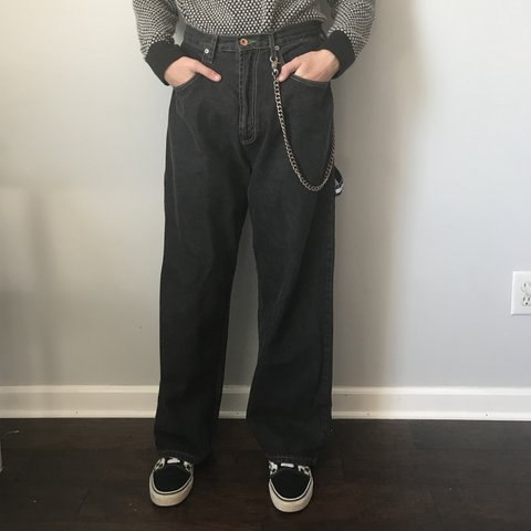 da8ed237 @jared_elliott. last year. Stockbridge, United States. super vintage early 90's  Tommy Hilfiger carpenter pants ...