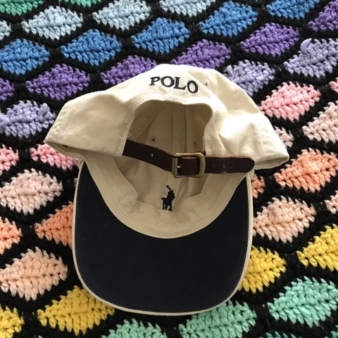87671fee10d polo hat. tags  polo ralph lauren supreme vintage - Depop