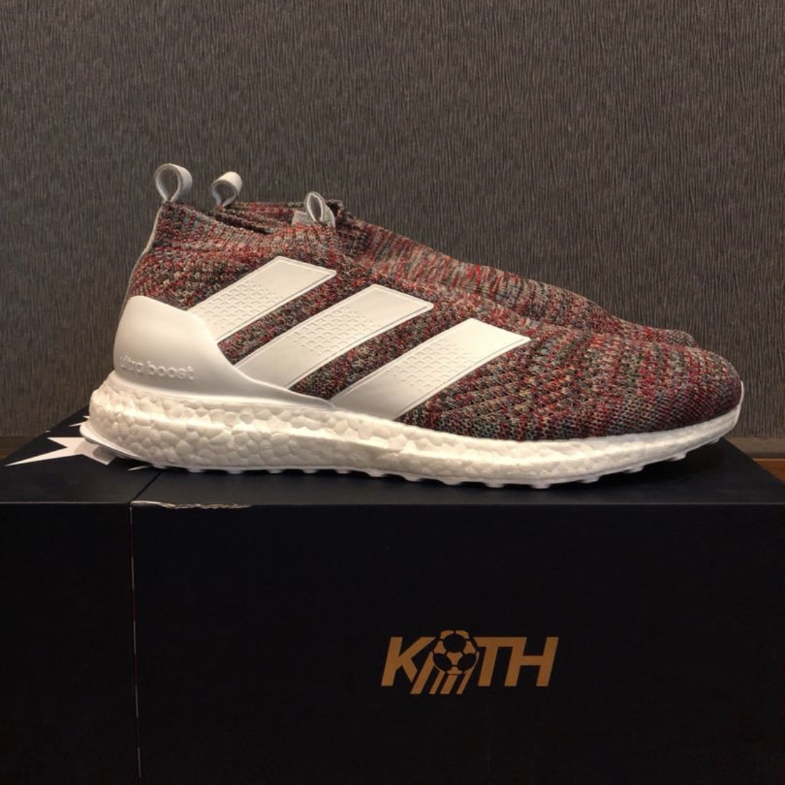 adidas A16+ Ultraboost Soccer Shoes Sneakers NWT