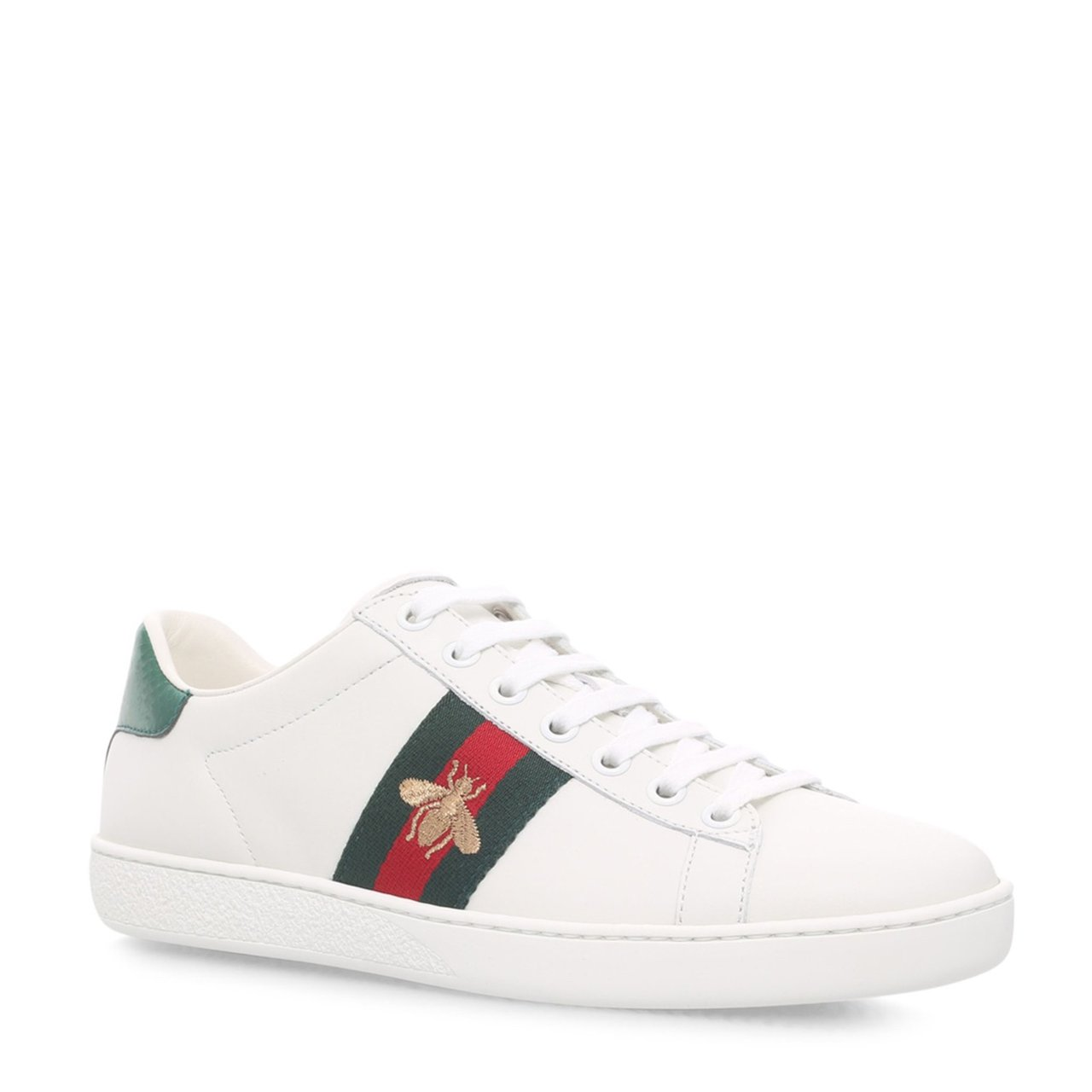 Original gucci bee trainers. SIZE 5