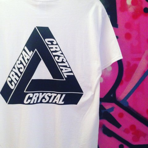 e33d65f2 Available now £30 free uk postage. 'Crystal Palace Triangle' - Depop