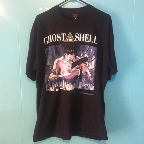 Vintage Ghost In The Shell Shirt From 1995 Offers Depop