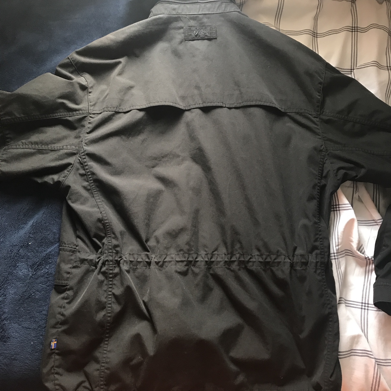save off 6e67b 6e150 Black #fjallraven montt jacket in L. Condition 7/10... - Depop