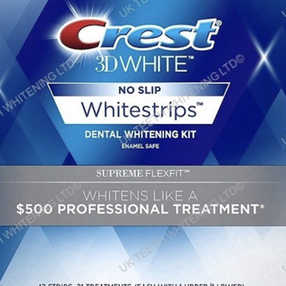 I Have Three Of These Crest Whitening Strips Depop