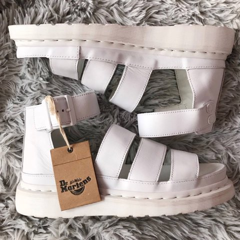 9eb4bb834c9d White platform Clarissa sandals. New with tags! Originally 5 - Depop