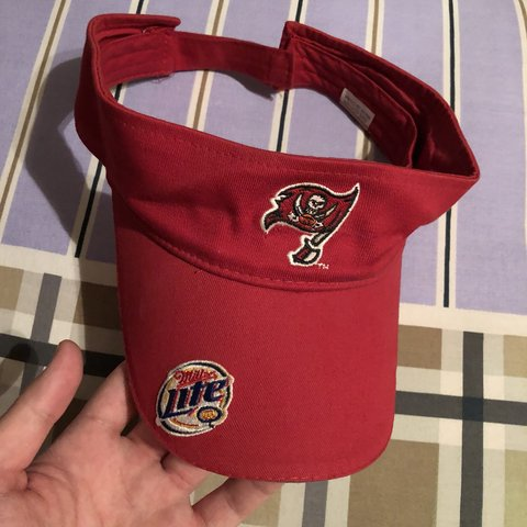 34b291366b1ab0 @privatesteven99. 21 hours ago. Zephyrhills, United States. Tampa Bay  Buccaneers red Tennis/Visor hat