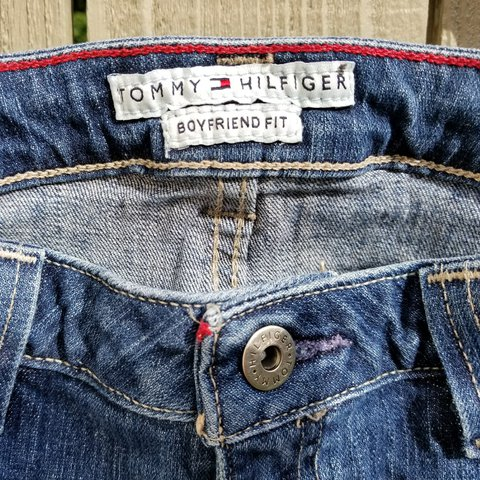 38c9c36a @iatntx. last year. Austin, Texas, United States. Price drop. Show your  boyfriend how good these classic Tommy Hilfiger boyfriend fit jeans ...