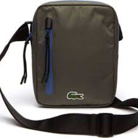 0a499f8fcc8 @scomil. 2 years ago. Chryston, United Kingdom. Lacoste Men's Woody  Crossover Mini Shoulder Bag