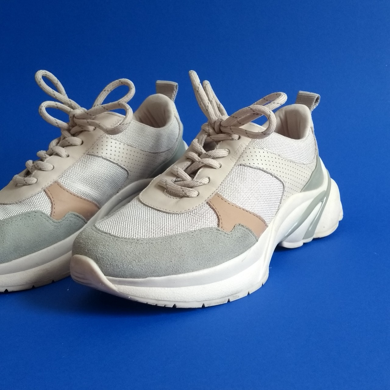 Chunky Arezzo Trainers Size 5 , EUR 38