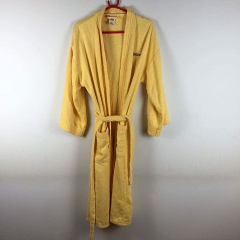 adidas dressing gown