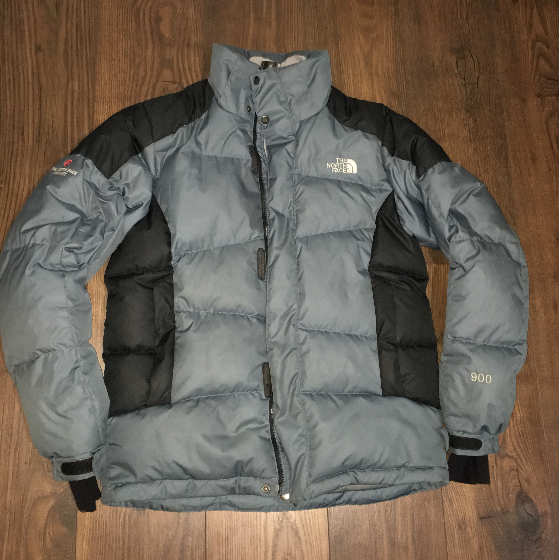938d4f494 TNF The North Face puffer jacket 900 fill in... - Depop