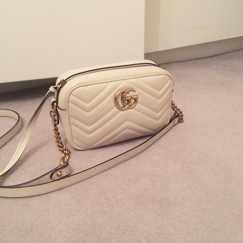 1f0cb174e5c0 @cloeclo1. last year. London, United Kingdom. Gucci GG Marmont matelassé mini  bag ...