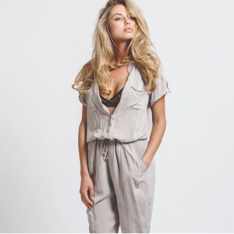 ae2ebcd0f7d NEVER FULLY DRESSED jumpsuit