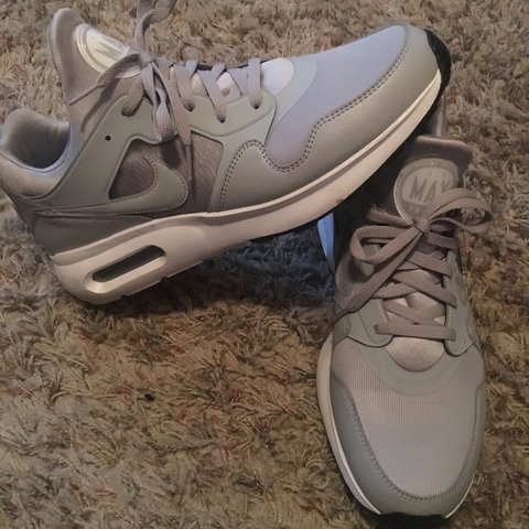 low priced 12314 90e0b  xkoreyx. 2 years ago. Bakersfield, CA, USA. Nike Prime grey shoes size 13  mens, brand new ...