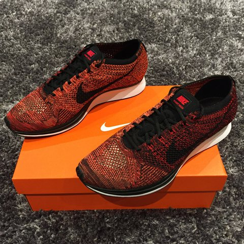83ad628bb22f9 FREE POSTAGE. New in box Nike flyknit racer