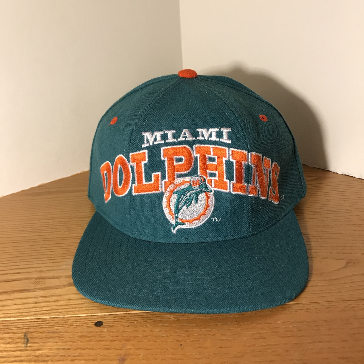ff18d1264e20b ... coupon code for miami dolphins hat depop 9d6e6 b72aa