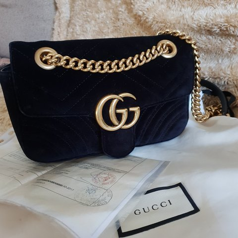 0d23914ea303 GENUINE Gucci Marmont Bag. PSA: IF ANOTHER SELLER HAS THIS - Depop