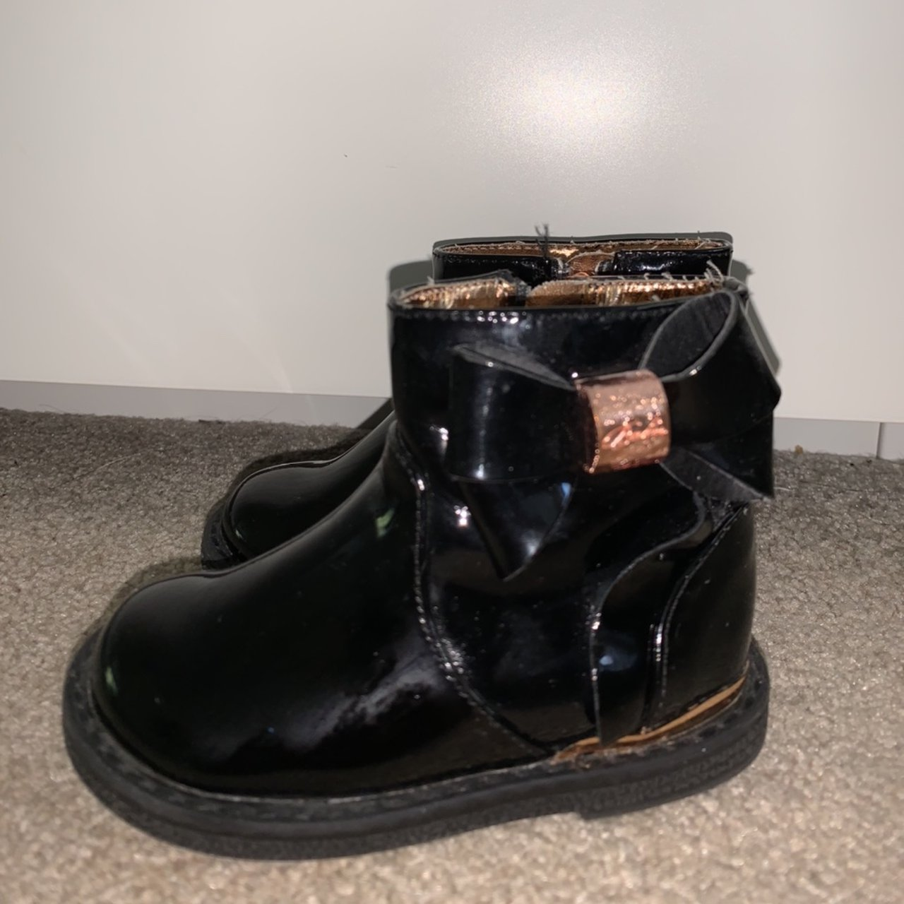 Infant Ted baker boots Hardly been used
