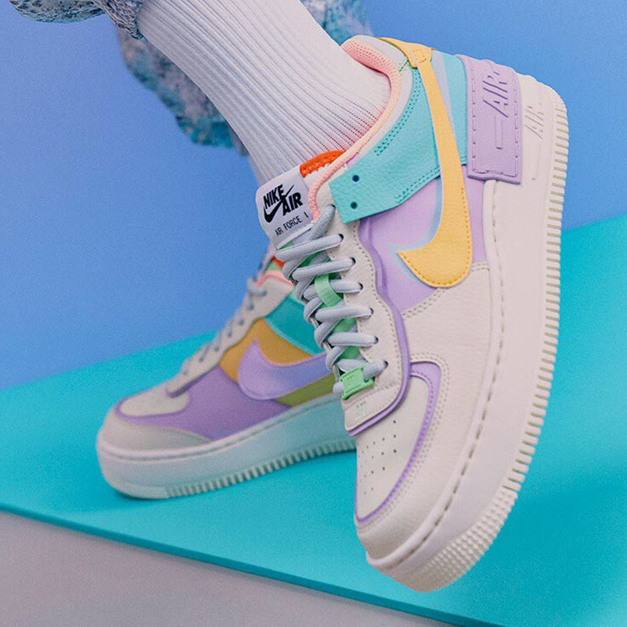 Brand New Nike Women S Air Force 1 Shadow Brand Depop
