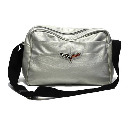 21d8664be41d Vintage corvette side bag. In great condition and spacious a - Depop