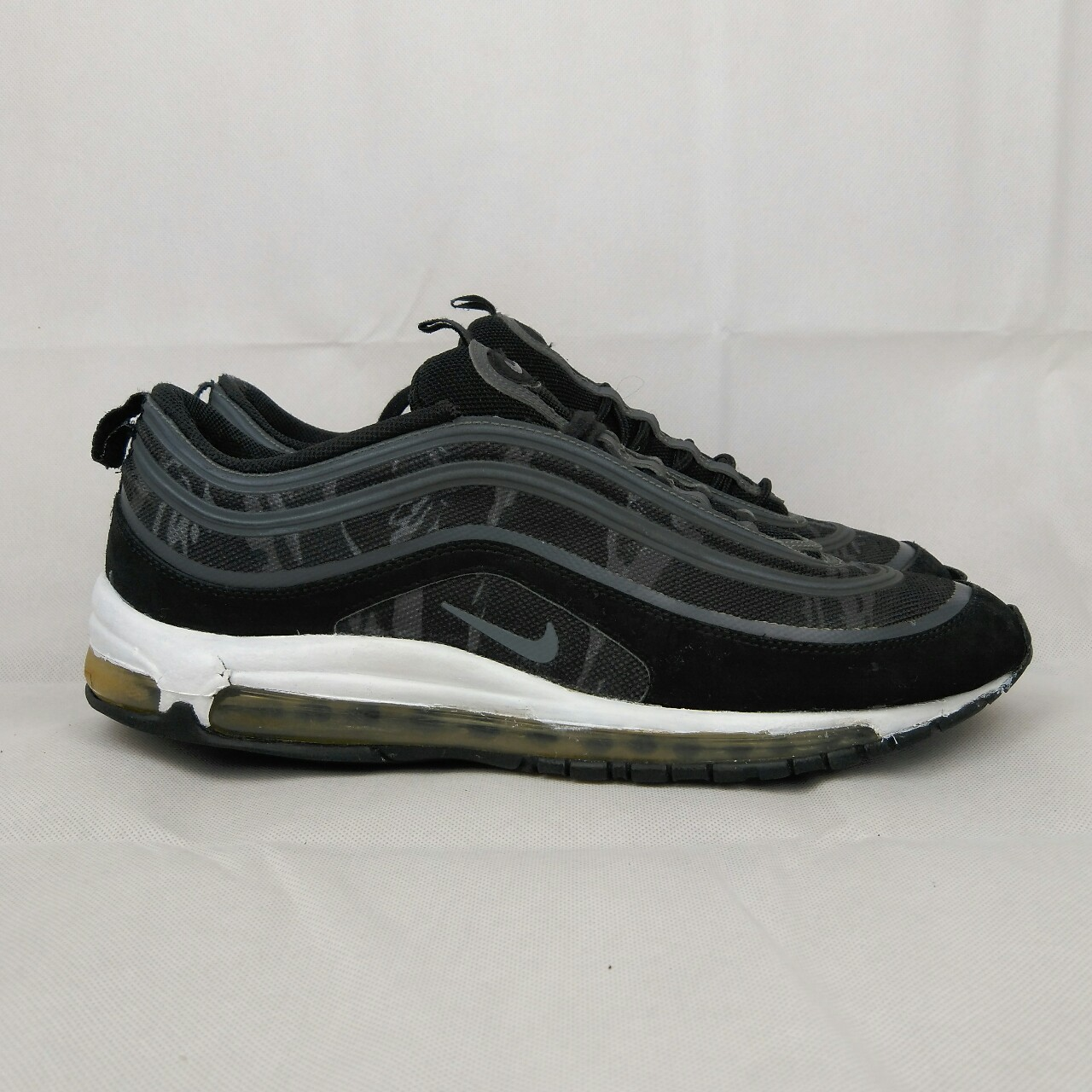 Nike Air max 97 premium tape camo 'black and cool Depop