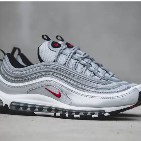 41c65f3905 ... coupon for nike air max 97 og silver bullet size 6 uk excellent new to  depop