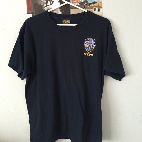 7aec46a29 @lilficusplant. 3 years ago. Huntington Beach, CA, USA. Officially Licensed  NYPD shirt