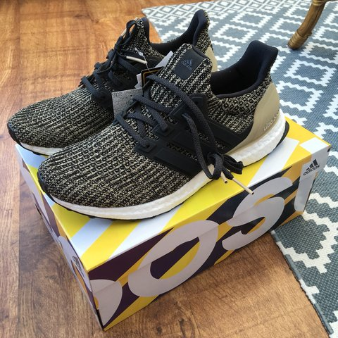 c3ce1d545fe67 ADIDAS ULTRA BOOST 4.0    DS WITH BOX   TAGS    UK7    LESS - Depop