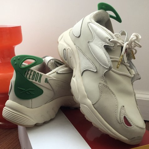 345d72a395 Brand new Pyer Moss x Reebok sneakers!! Wish I could keep - Depop