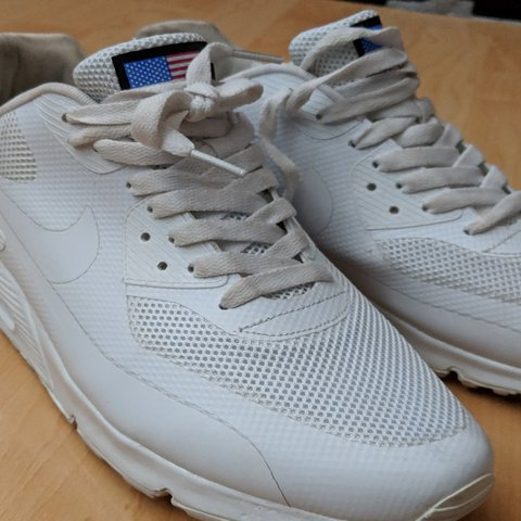 release date a6021 17e64  madisonyarde. 5 months ago. London, GB. NIKE AIR MAX 90 HYPERFUSE  INDEPENDENCE  DAY  WHITE