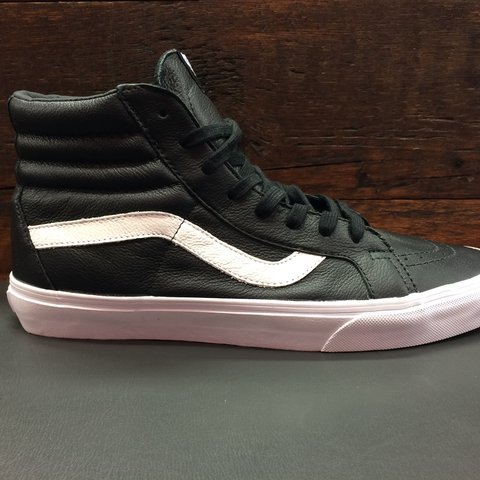 5571a0d332 Vans SK8 Hi Reissue. Premium leather