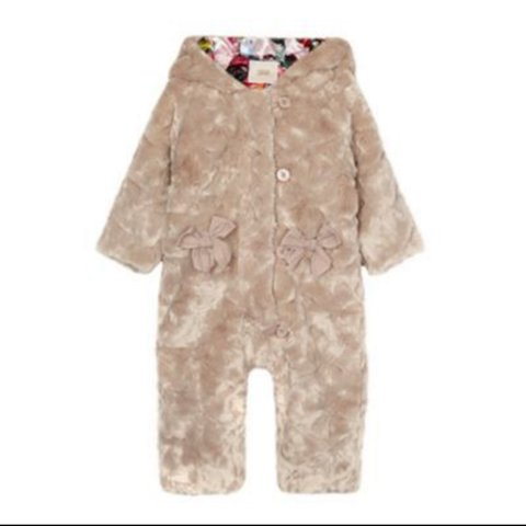66c9f41c8 Selling my gorgeous Ted Baker snowsuit Size 12-18 months is - Depop