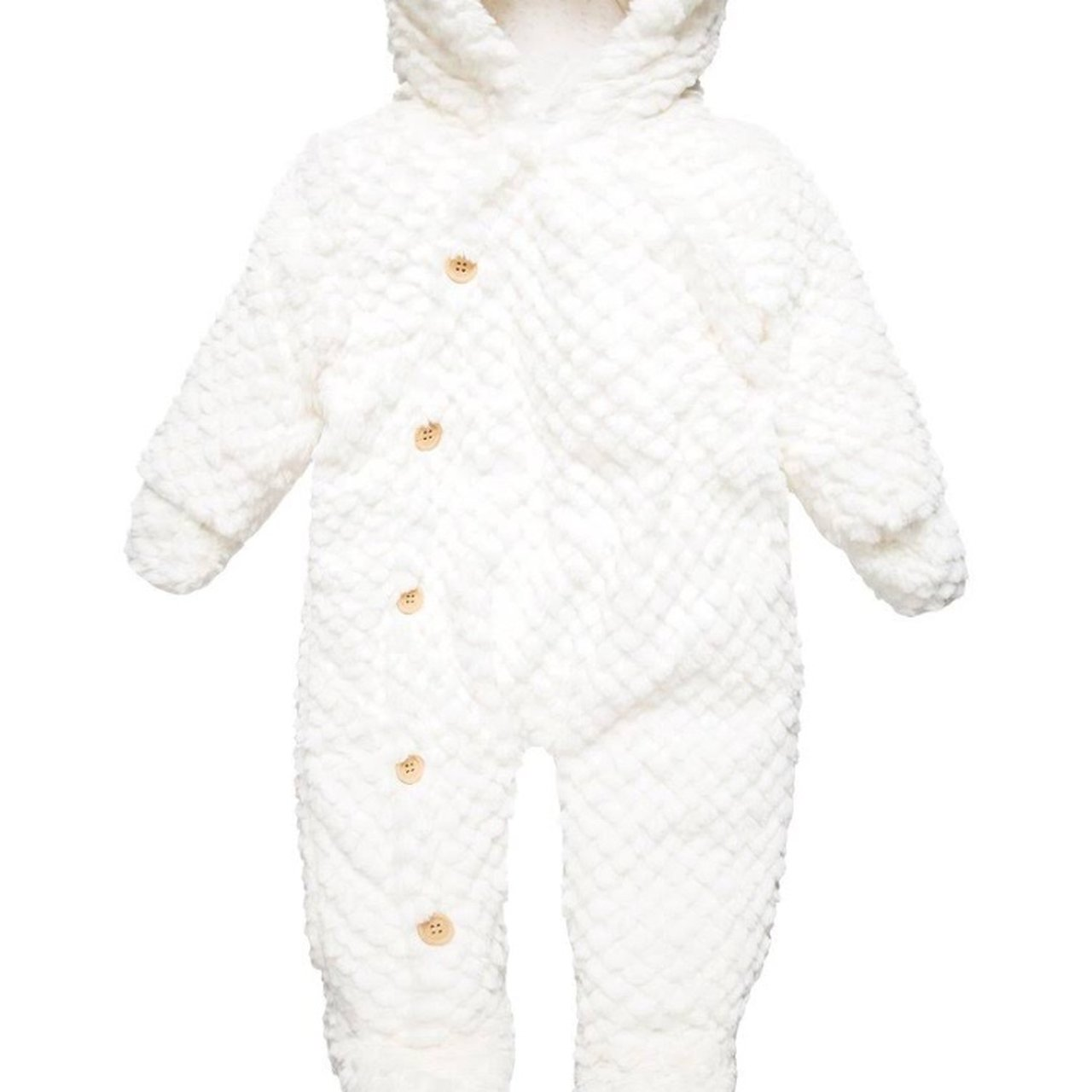fbd1ddf87316 Mothercare 3-6 months brand new baby snowsuit with tags - Depop