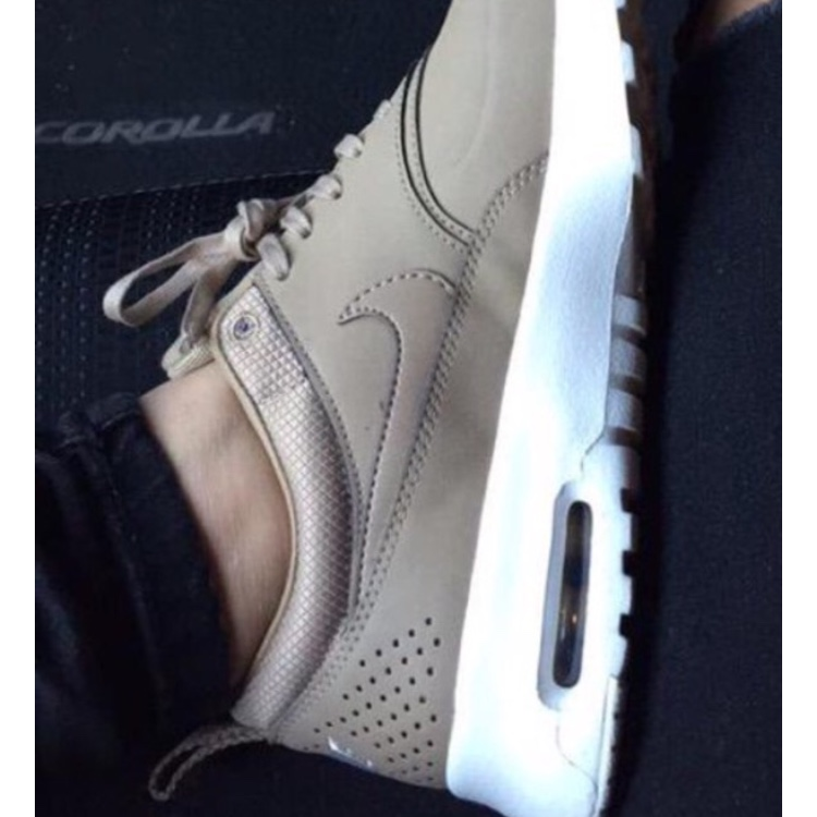 Nike air max Thea desert camo shoes. Signs of wear Depop